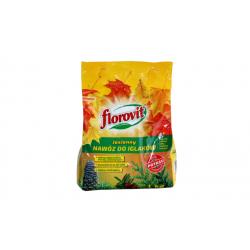 FLOROVIT Nawóz Jesienny do roślin iglastych granulowany 1 kg