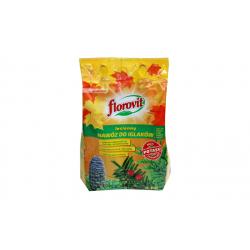 FLOROVIT Nawóz Jesienny do roślin iglastych granulowany 3 kg