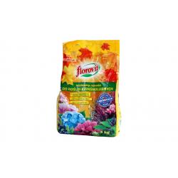 FLOROVIT Nawóz Jesienny do roślin kwaśnolubnych granulowany 3 kg