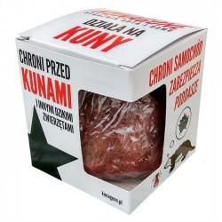 Kunagone - Odstraszacz na kuny i dzikie zwierzęta- sierść psa