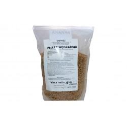 Pellet Wędkarski Zanętowy - Ananas średnica 4 mm - 1kg