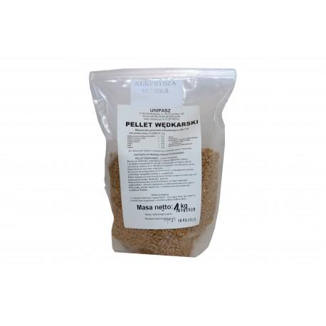 Pellet Wędkarski Zanętowy - Kukurydza Słodka średnica 4 mm - 1kg
