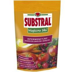SUBSTRAL Nawóz rozpuszczalny interwencyjny do owoców i warzyw 300 g Magiczna Siła