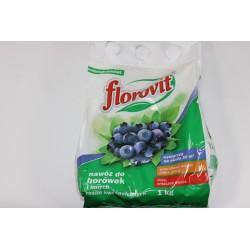 FLOROVIT Nawóz do borówek granulowany 1 kg
