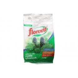 FLOROVIT Nawóz do roślin iglastych granulowany 1 kg