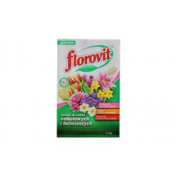 FLOROVIT Nawóz do roślin cebulowatych i bulwiastych 1kg