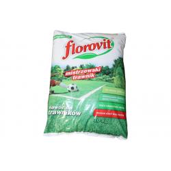 FLOROVIT Nawóz do trawników granulat 10 kg