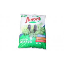 FLOROVIT Nawóz do iglaków granulowany 10 kg