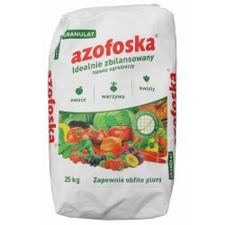 Azofoska granulat a 25 kg