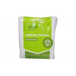 AGRIMPEX Agrowłóknina biała 4,2m X 10m wiosenna