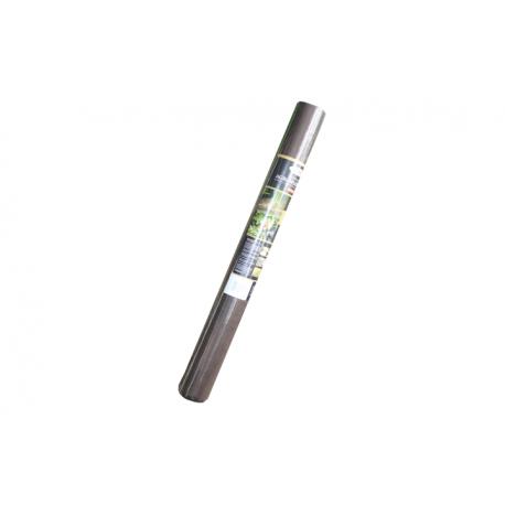 AGRIMPEX Agrowłóknina brązowo - czarna 1,6m X 20m