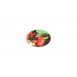 Zakrętka, pokrywka do słoików FI 66 owoce mix
