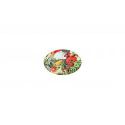 Zakrętka, pokrywka do słoików FI 66 owoc mix