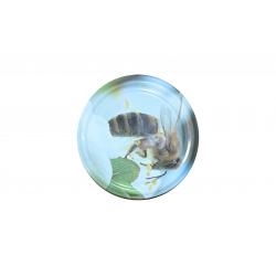 Zakrętka, pokrywka do słoików FI 82 pasieka, pszczoła