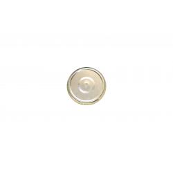 Zakrętka, pokrywka do słoików FI 77 złota