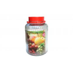 Słój 10 L z zakrętką plastikową